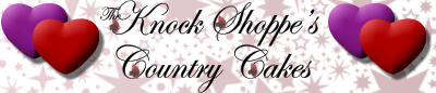 Knock Shoppe's Country Cakes The